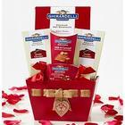 Lovin' Ghirardelli Valentine Chocolates Basket