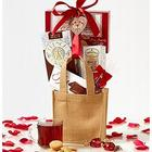 True Love Tote Valentines Gift Basket