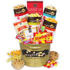 Valentine's Day Popcorna and Treats Gift Tin