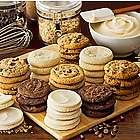 Classic Assortment of Cookies Bow Gift Box