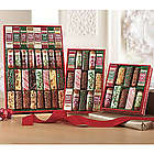 Holiday Cheese Bars and Sausage Logs Gift Box