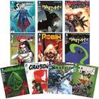 Bundle of 10 DC Comic Books