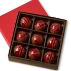 Raspberry Garden Ganach Gift Box