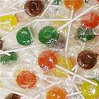 Lollipops in Assorted Flavors