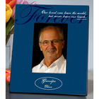 Personalized Always Remembered Memorial Picture Frame