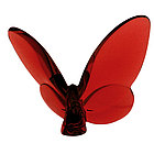 Red Lucky Butterfly Figurine