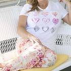 Women's Life is Good Summer Floral Sleep Set