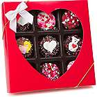 Romantic Chocolate Dipped Oreos Gift Box