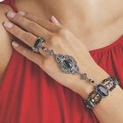 Gunmetal Hand Jewelry