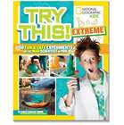 Try This Extreme 50 Fun & Safe Experiments Book