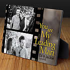 You Are My Leading Man Custom Photo Print
