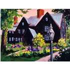 House of Seven Gables 8x10 Framed Print