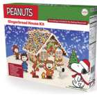 Snoopy Gingerbread House Kit