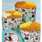 2-Gallon 3-Flavor Polar Pals Popcorn Tin