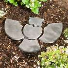 Owl Decorative Stones Garden Accent