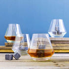 Whiskey Glasses with Whiskey Soapstones