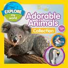 3 Explore My World Adorable Animals Children's Books