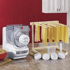 Electric Pasta Maker with Drying Rack