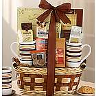Barista Basket of Coffee