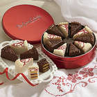 10 Pie Slice Petits Fours Assortment Gift Tin