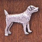 Jack Russell Terrier Pin