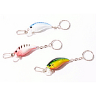 Fish Lure Keychain