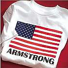Personalized Flag T-Shirt