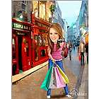 Ireland Shopping Spree Caricature Print from Photo