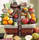 You Shouldn't Have Thank You Fruit Gift Basket