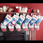 Personalized Rudolph the Red-Nosed Reindeer Character Stocking