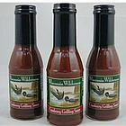 Wisconsin Wilderness Cranberry Grilling Sauce