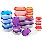 40-Piece Food Storage Set