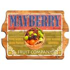 Personalized Vintage Style Fruit Company Tavern Sign