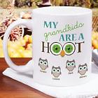 Personalized Are a Hoot Coffee Mug