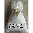 Bling Bling Bride! Wedding Dress Bridal Shower Game