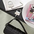 Purse Valet Stainless Steel Handbag Holder