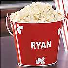 Personalized Popcorn Bucket