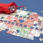 Personalized Mother's Day Map Puzzle