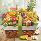 Deluxe Premier Orchard Fruit Gift Basket