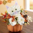 Fabulous Feline Bouquet for Fall