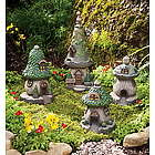 Outdoor Gnome Homes