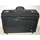 "21"" Ballistic Nylon Wheeled Catalog Case"