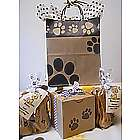 Dog Treats Sampler Gift Bag