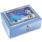 Disney Frozen Music Box Featuring Elsa and Olaf