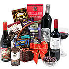 Wedding Wine Gift Basket
