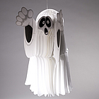 Art Tissue Hanging Ghost