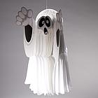 Art Tissue Hanging Ghost