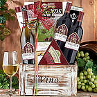 Briar Creek Cellars Wine Trio Gift Basket