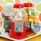 Mini Classic Empty Gumball Machines