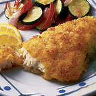 4 Lemon-Breaded Cod Fillets